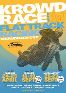 KROWDRACE geht mit 3 Cup-Rennen in die 2. Saison