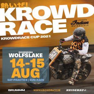 1. Lauf 2021 in WOLFSLAKE, 14.-15. August