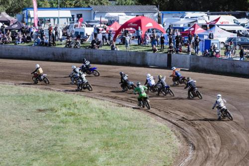 Krowdrace Flat Track Cup 2020 in Parchim
